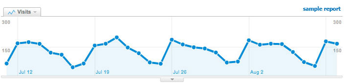 Daily Website Traffic