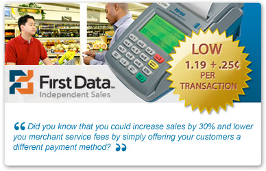Merchant services business digi craft first data independent services reheart