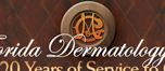 Mid Florida Dermatology Associates went for a credible look, showcasing the business, length of services, and areas serviced.